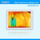 RAM 2GB ROM 16GB tablet 9.7 inch android tablet pc 3g sim card slot Retina display RK3188 Quad core 1.8GHZ