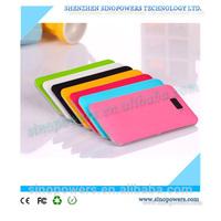 Factory Direct Sales Slim Mobile Power Bank 5000mah/ Power Bank For Samsung Galaxy Tab