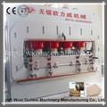 automático de madera de trabajo de la prensa hidráulica de la máquina de laminado