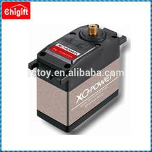 RC Servo High Voltage 8.5V Brushless Digital Servo 60kg .cm With Titanium Gear Alu Case