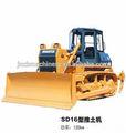 Shantui apripista cingolato sd16 160hp; idraulico cingolato bulldozer shantui sd16