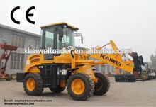 1.2 ton CE zl12 tractor mini loader