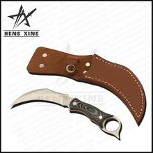 Stainless steel 420 micarta survival hunting knife