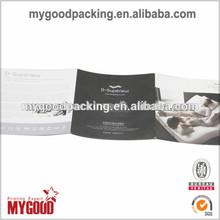 Tri-Folded Printing Brochure &Leaflets