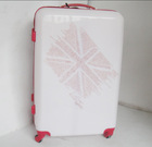 """new design abs travel luggage 28"""" with spinner wheels/abs travel suitcase"""