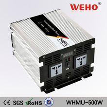 OEM 24V 110V off grid solar inverter with battery charger 500w