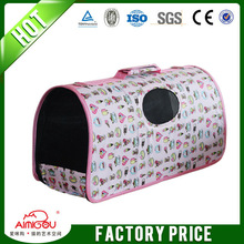 Factory Price Cat Carrier Folding Pet Carrier Plastic