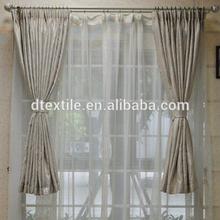 New anti-uv silver Mediterranean style living room drape