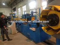 Silicon steel cutting machine for transformer core lamination