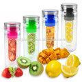nova tritan infusor de frutas garrafa de água