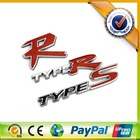 All Kind Of The Car Logo And Name,Car Body 3d Plastic Logo With Sticker,3D Car Emblem