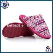 2014 Hot sale women season stamp for slippers