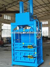 60-100T High quality hydraulic cotton packing machinery/ vertical hydraulic baler machine