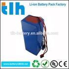 36v 20ah lithium battery / 36v 20ah li-ion battery 500w electric bicycle