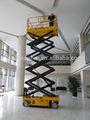 elétrico scissor ajustável plataforma de elevação