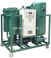 De la turbina zjc de tratamiento de aceite purificador de vacío/destilador