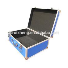 EVA aluminum hard side tool case organizer