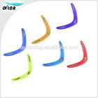 Eagle Boomerang - Made in the China Boomerangs promotional boomerang Plastic Bright Boomerangs