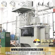 High Qulity Turntable Shot Blasting Machine / Sandblasting Equipment For Sale