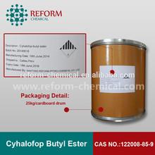 Herbicide cyhalofop butyl ester10%/15%/18%/20%/30%EC 15%ME