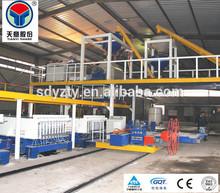 precast concrete wall panel machine for houses, precast concrete wall panel machine/molding