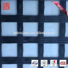 Earth working bitument fiberglass geogrid fabric