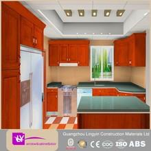 beech wood kitchen cabinet