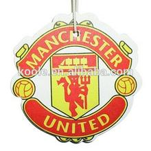Man Utd football club car air fresheners