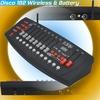 Wireless light controller,dmx light controller,192-channel lighting controller