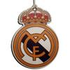 Real Madrid soccer club paper car air fresheners