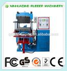 Electric Heating Plate Rubber Vulcanizer Machine