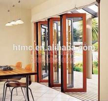 การออกแบบที่ทันสมัยประตูบานเลื่อนพับเหมาะสมกับนิวซีแลนด์ล็อค
