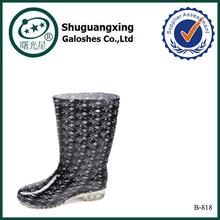 high heel woman boot B-818