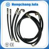 Large diameter corrugated hydraulic rubber hose high pressure