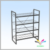 High qulity floor stand supermarket fruit and vegetable display rack