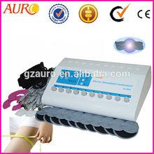 2015 newest salon need electrode pad slimming machine electric muscle stimulation machine EMS AU-800S