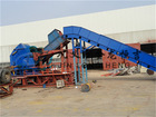 steel scrap crusher/wasted cars and motor bicycle crusher/Automation crusher line