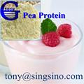 Nutricional dos alimentos grau de proteína de ervilha 80% 85% fabricante