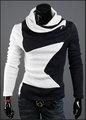ขายส่งเสื้อคนขาว2014, สีเทา, บางพอดีเสื้อยืดผู้ชายเสื้อคอเต่าชายm/l/xl/xxl