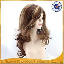 Hot sale unprocessed 100 brazilian virgin human hair full lace wig