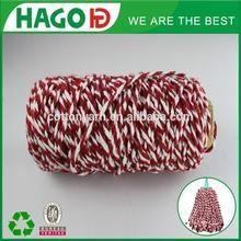 Hago wholesale oe ct blended yarn for dust mop