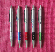 logo available 100pcs plastic ball pen