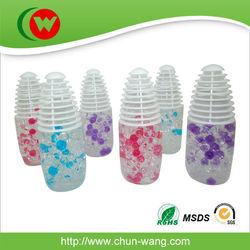 Leading manufacturer OEM car air freshener silica Aroma gel air Freshener