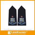 Mar uniformes da marinha/as forças navais vestuário ombro bordado emblema apliques