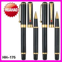 heavy aluminium material promotion metal roller pen