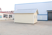 modular antirust easy install light steel prefabricated metal house