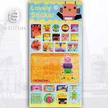 Lovely decorative phone sticker