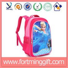 animated cartoon school backpacks bags /fancy backpack for teenage girls