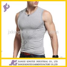 sport men's vest, bulk plain men's vest, very cheap men's vest