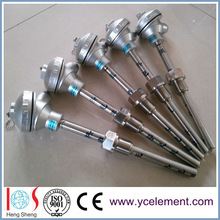 thermocouple with screw armored thermocouple industrial thermocouple sensor